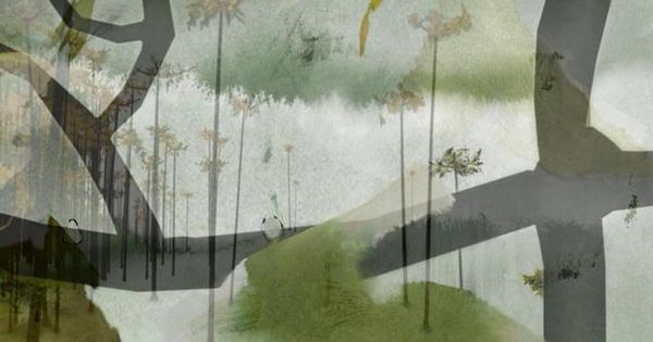 La migration des arbres